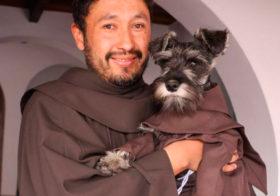 Фото записи Новый монах францисканского братства